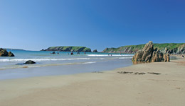 bed and breakfast pembrokeshire