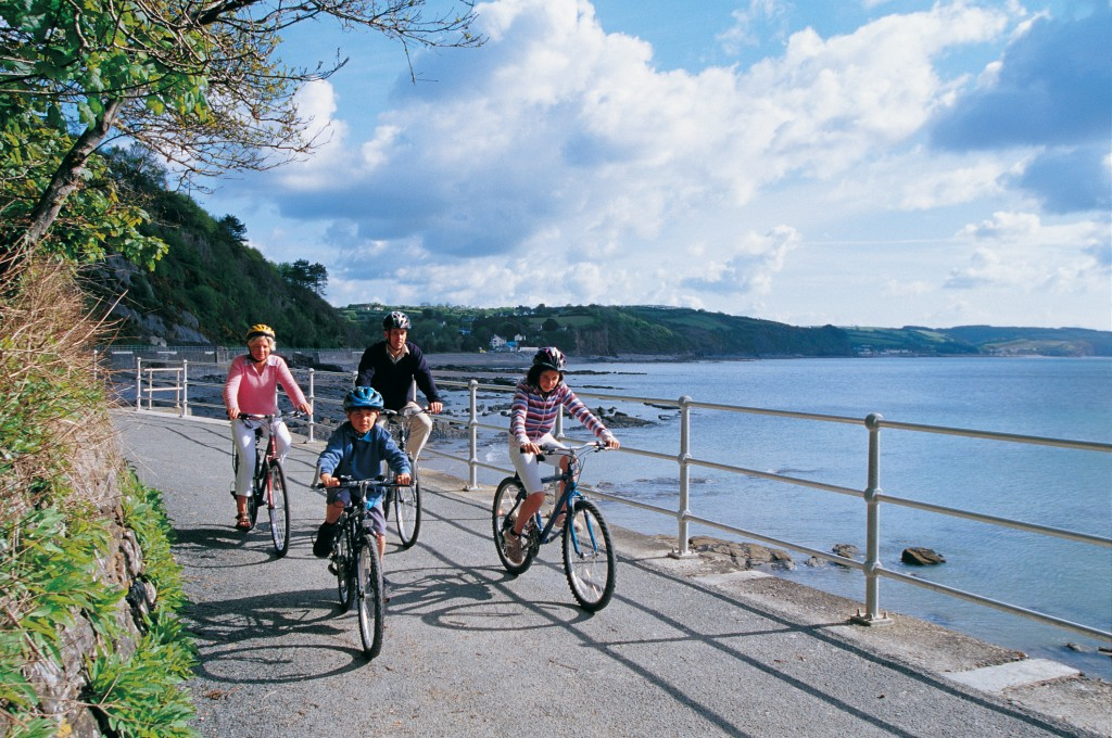 Route A, Saundersfoot Cycling, Saundersfoot Activities & Sports