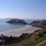 Pembrokeshire Beach Marloes