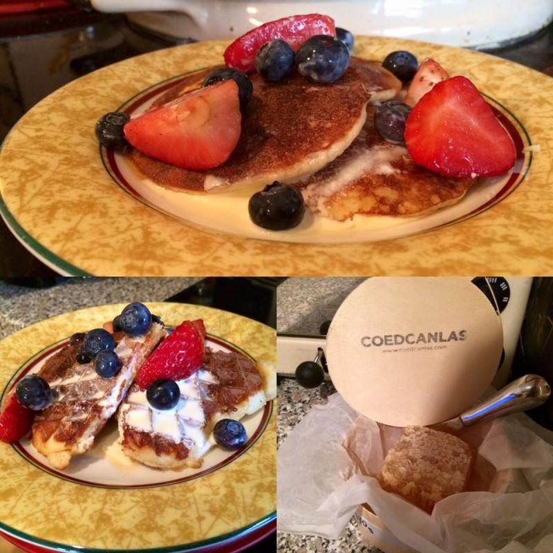 Almond Pancakes