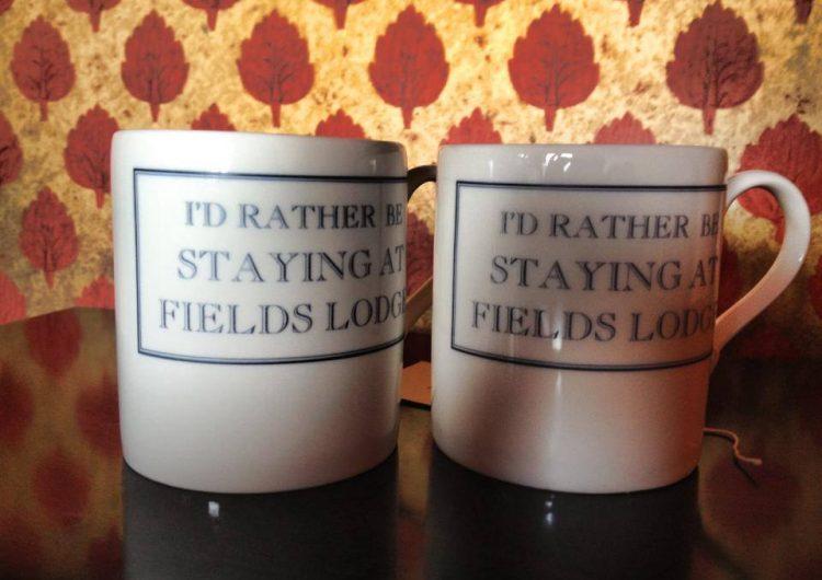 Fields Lodge Mugs