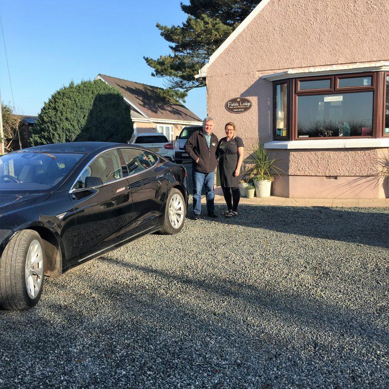 Eectric Car Charging