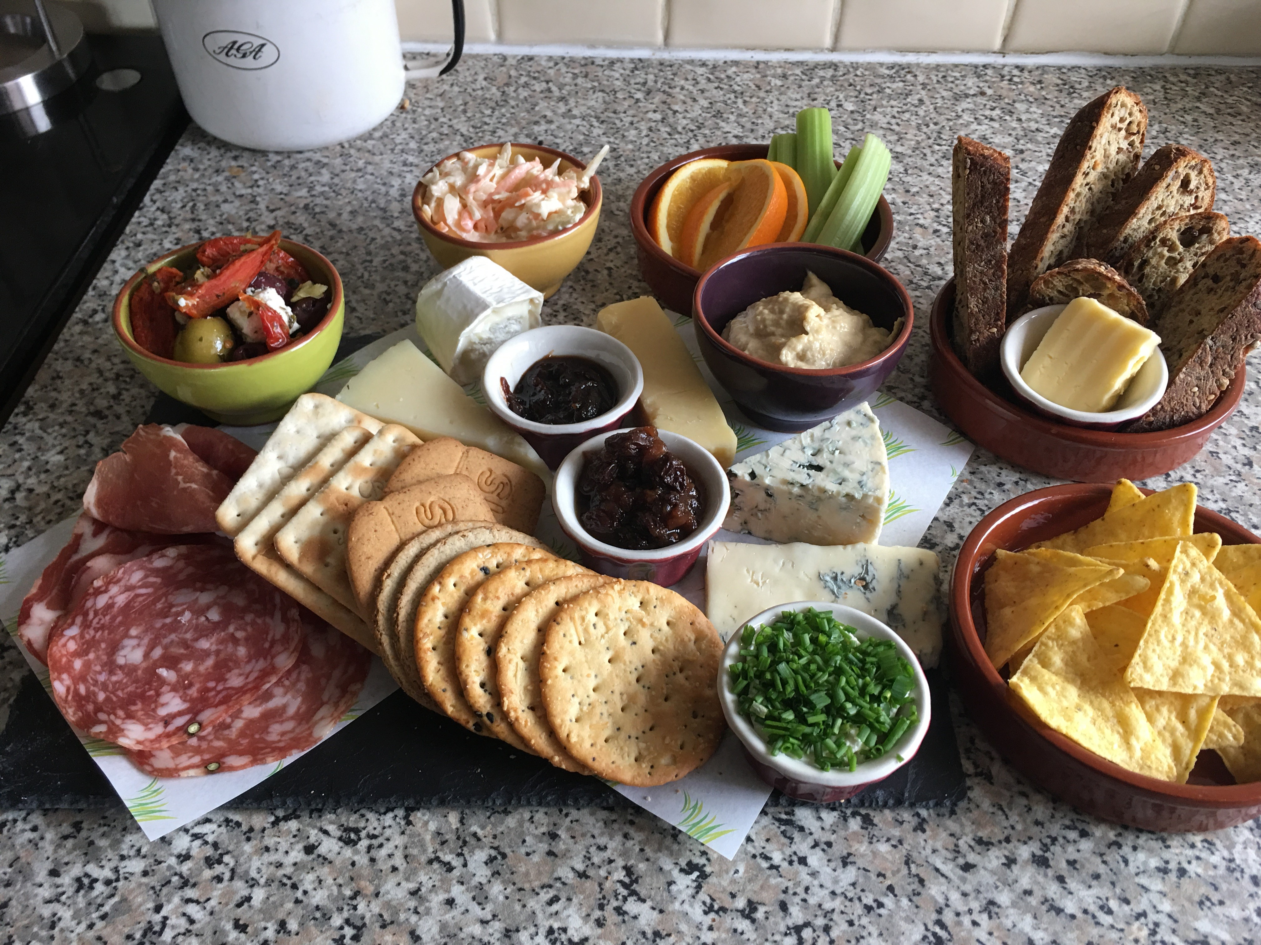 Supper Platter