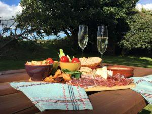 Garden Supper Platter