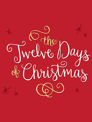 On The 12th Day Of Christmas.25 Off Minimum 3 Night Stay Day 12 Fields Lodge
