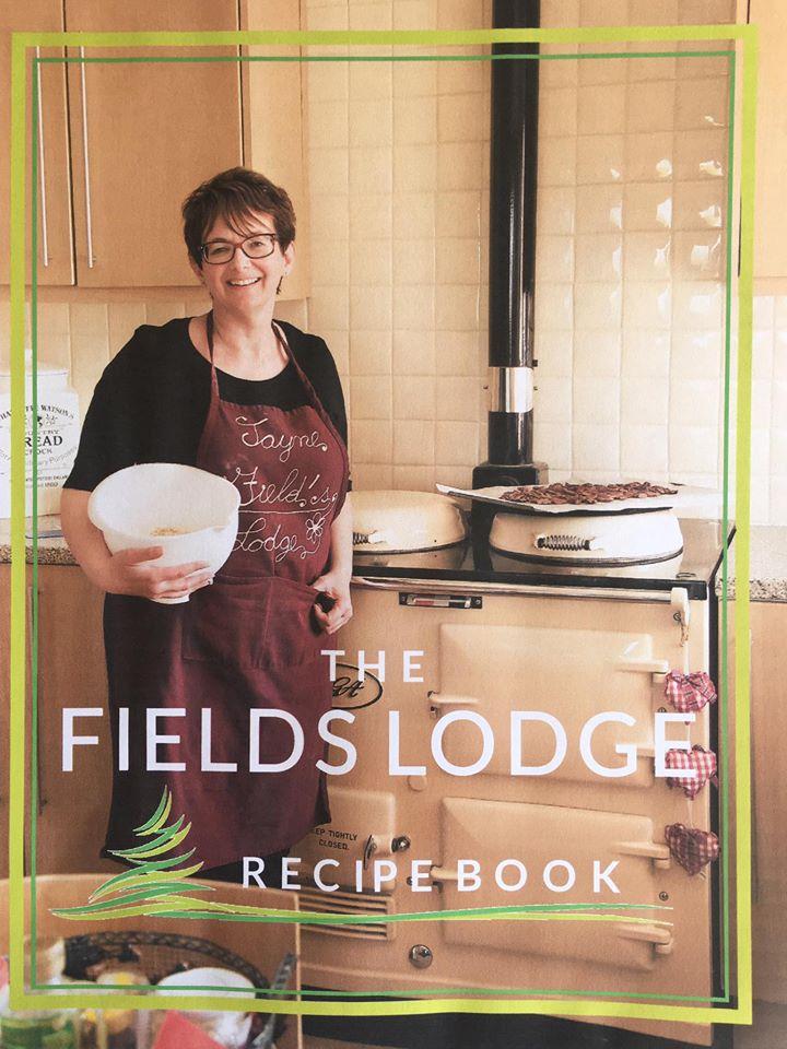 Fields Lodge Recipe Book