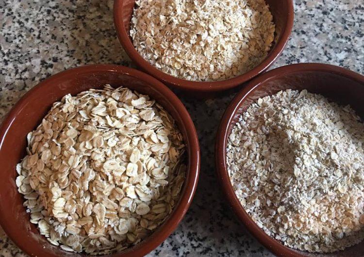 Porridge Oats 3 sizes