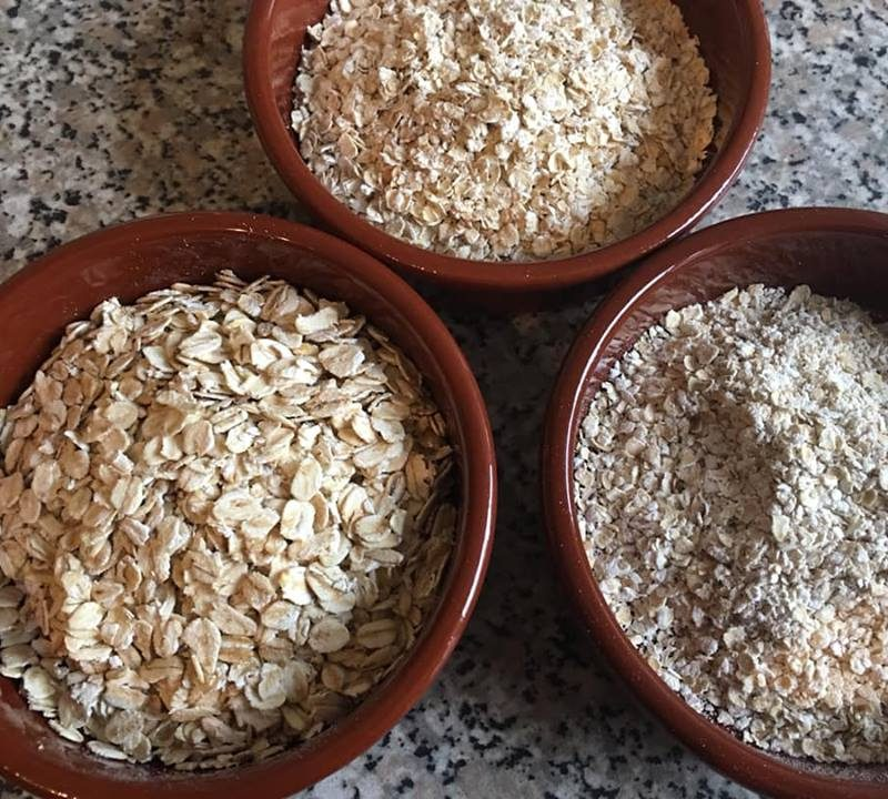 Porridge Oats 3 sizes