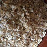 porridge oats quick oats