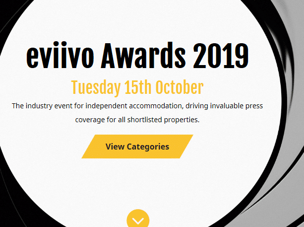 Eviivo awards 2019