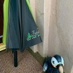 Fields Lodge Umbrella